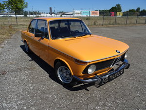 1975  BMW 2002 tii – Restoration completed August 2020