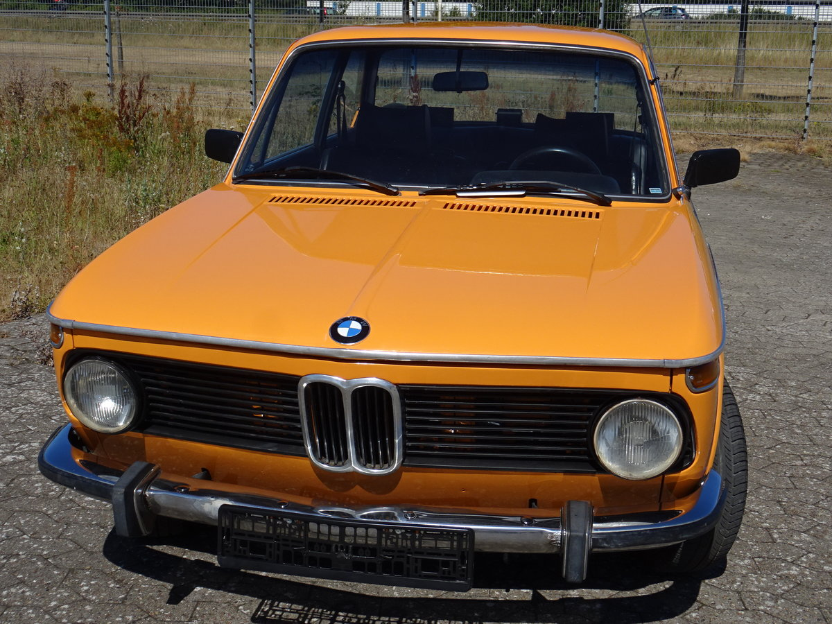 1975 BMW 2002 tii – Restoration completed August 2020 For Sale (picture 2 of 24)