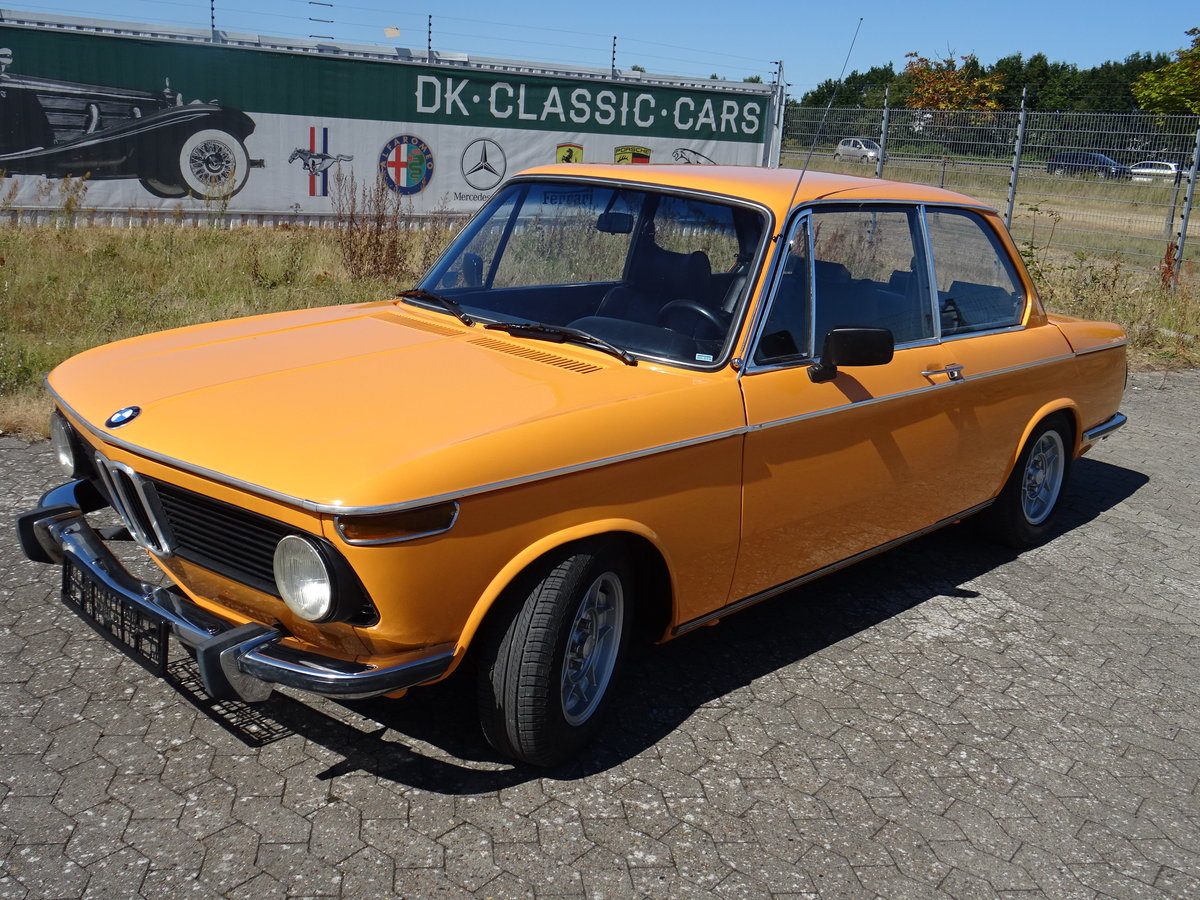 1975 BMW 2002 tii – Restoration completed August 2020 For Sale (picture 3 of 24)