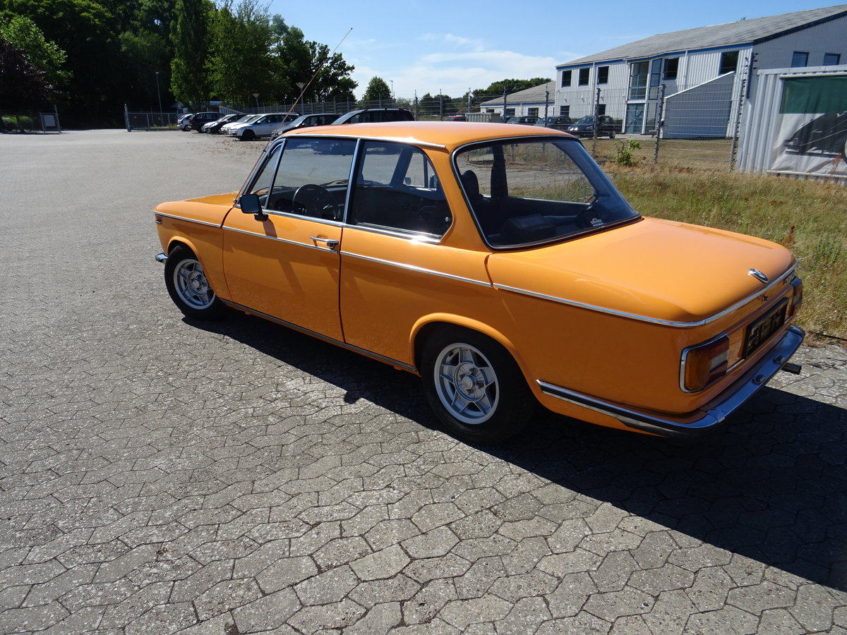 1975 BMW 2002 tii – Restoration completed August 2020 For Sale (picture 4 of 24)