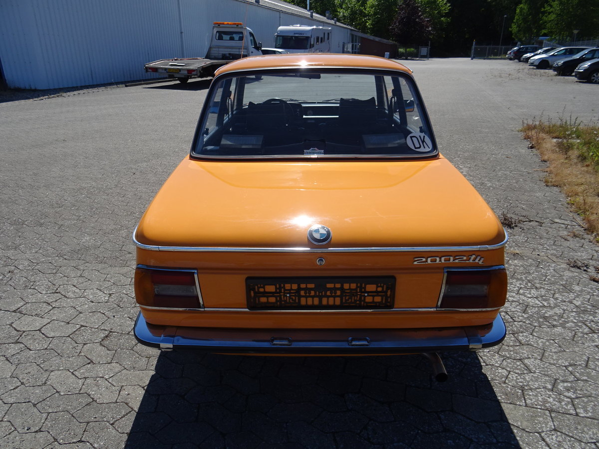 1975 BMW 2002 tii – Restoration completed August 2020 For Sale (picture 5 of 24)