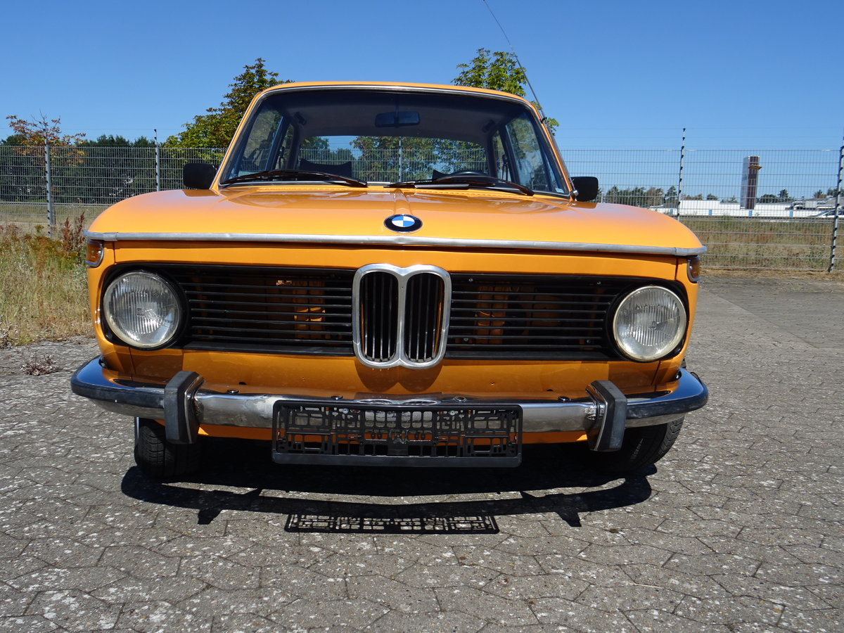1975 BMW 2002 tii – Restoration completed August 2020 For Sale (picture 7 of 24)
