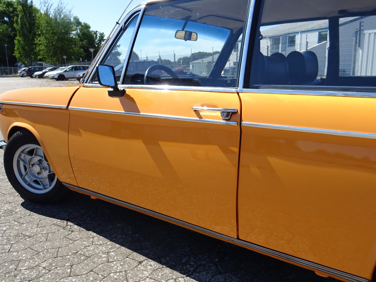 1975 BMW 2002 tii – Restoration completed August 2020 For Sale (picture 9 of 24)