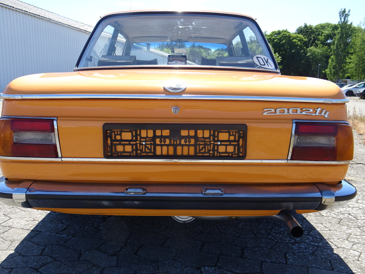 1975 BMW 2002 tii – Restoration completed August 2020 For Sale (picture 10 of 24)