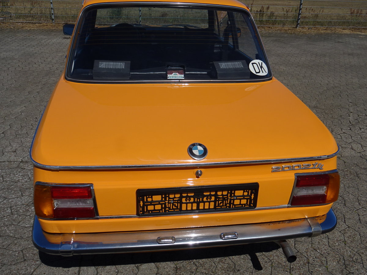 1975 BMW 2002 tii – Restoration completed August 2020 For Sale (picture 12 of 24)