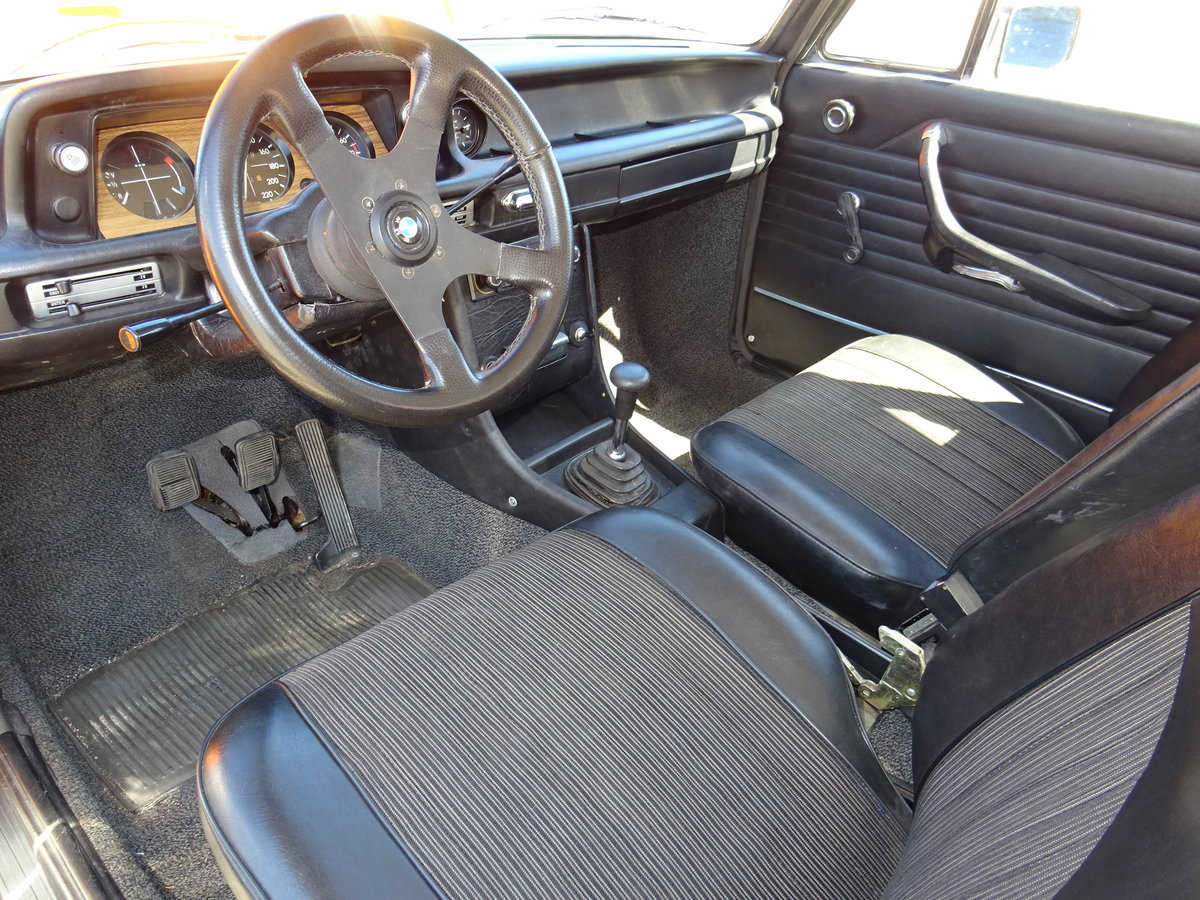 1975 BMW 2002 tii – Restoration completed August 2020 For Sale (picture 13 of 24)