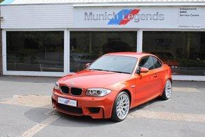 2011 BMW E82 1M Coupe