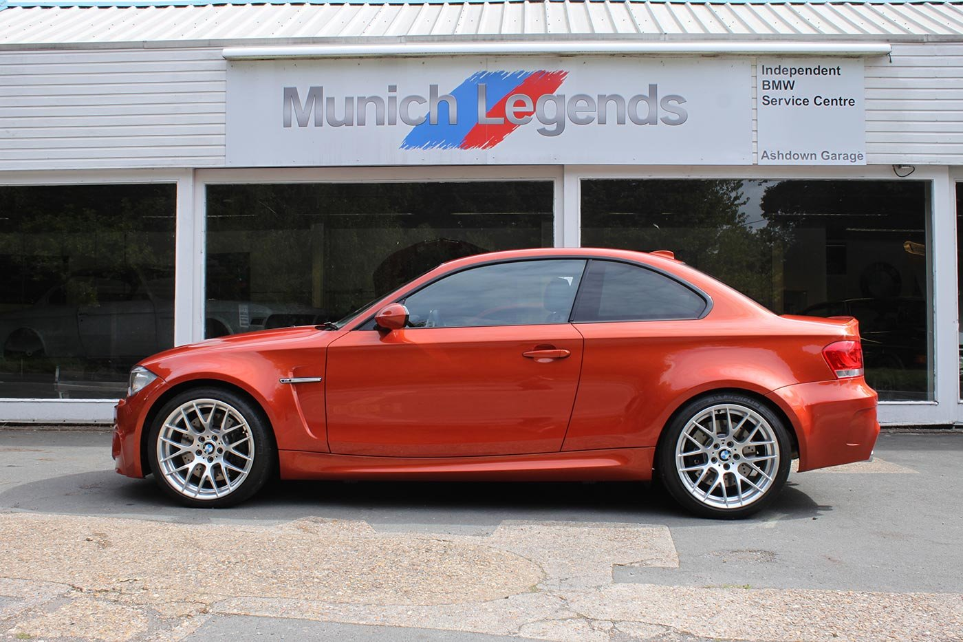 2011 BMW E82 1M Coupe For Sale (picture 5 of 6)