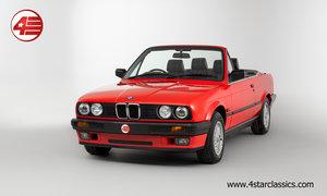 1994 BMW E30 318i Cabriolet /// Just 45k Miles