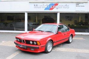 BMW E24 635 CSi Motorsport Edition
