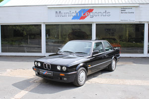 1989 BMW E30 325i SE Coupe - 1 owner from new