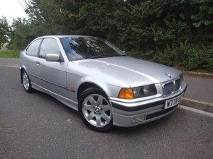 BMW 316i SE 1.9 *37,000* COMPACT E36