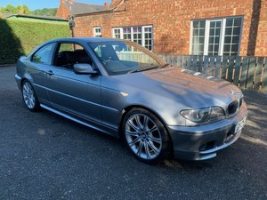 **OCTOBER ENTRY** 2005 BMW 330CI M54 For Sale by Auction