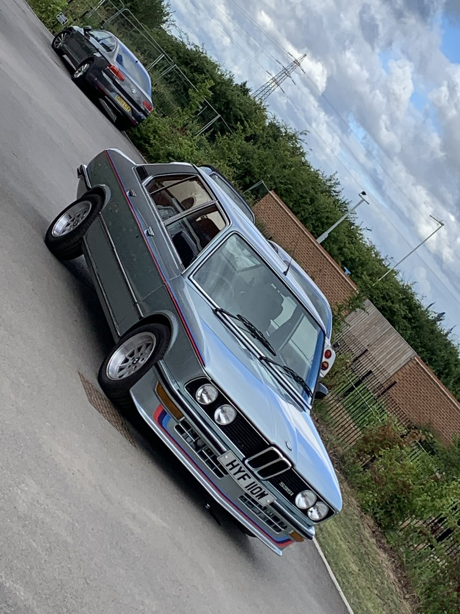1980 M5 m535i E12 - - - -  SOLD - DEPOSIT TAKEN For Sale (picture 1 of 6)