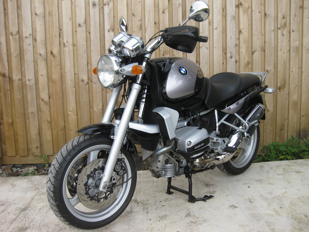 1998 BMW R850R For Sale (picture 1 of 6)