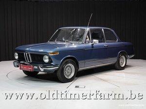 1974 BMW 2002 '74