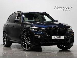 2019 19 69 BMW X5 XDRIVE 30D M SPORT AUTO
