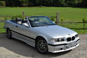 1999 BMW 318i Manual M Sport Cabriolet (e36)