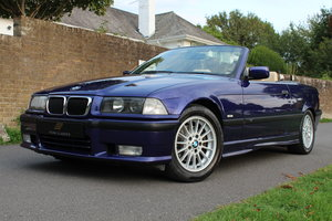 BMW 1999 E36 328i Edition *SOLD SIMILAR REQUIRED*