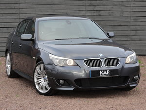 2007 BMW E60 525d M Sport, MOT: 10th June, 166k Miles, Auto