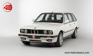 1989 BMW E30 325i Touring /// Just 39k Miles