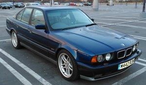 1995 BMW E34 M5 3.8 Nurburgring Suspension