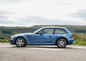 2001 BMW Z3 M Coup S54 Specification