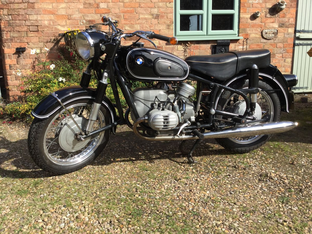1962 BMW R50/2 For Sale (picture 1 of 6)
