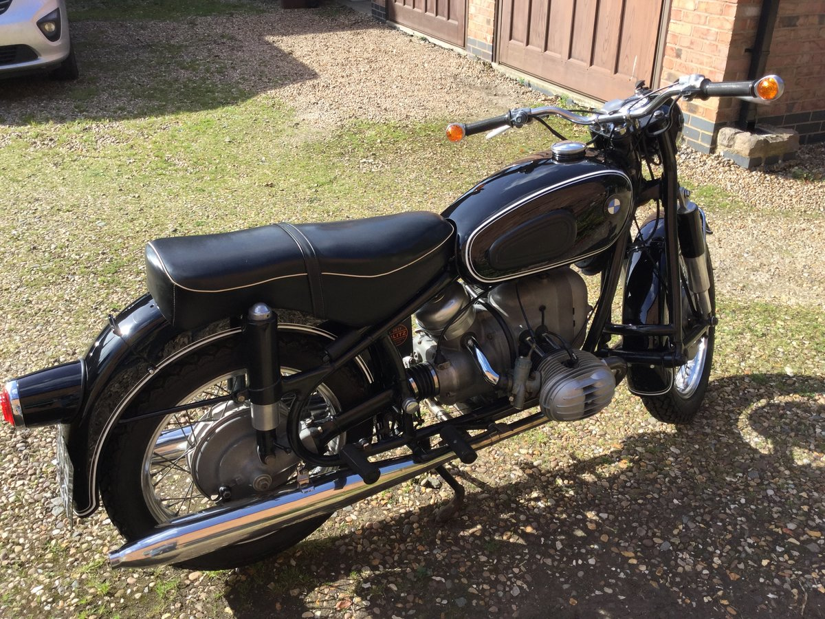1962 BMW R50/2 For Sale (picture 2 of 6)