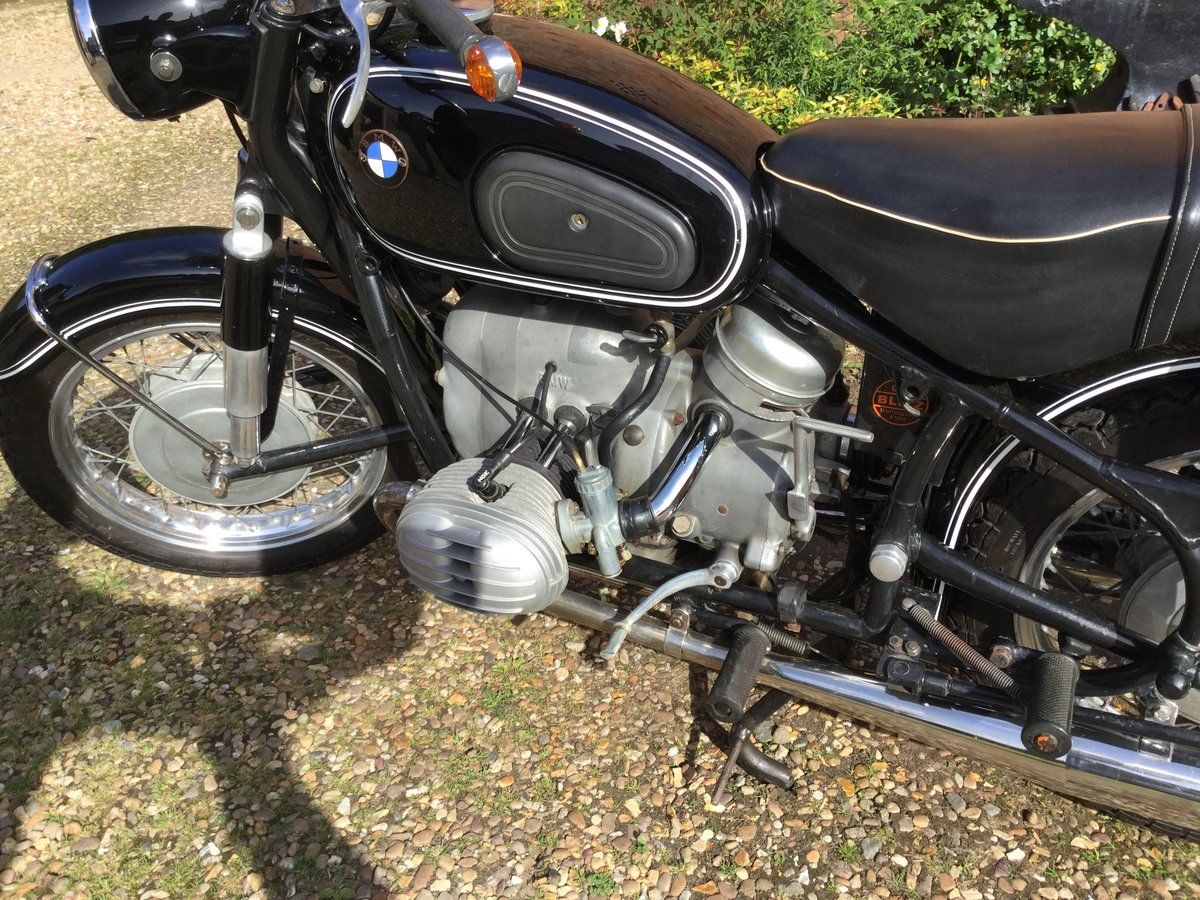 1962 BMW R50/2 For Sale (picture 3 of 6)