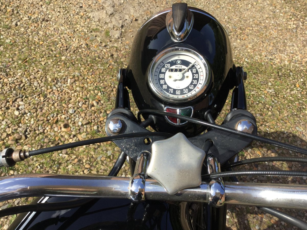 1962 BMW R50/2 For Sale (picture 4 of 6)
