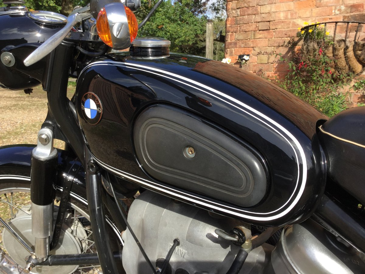 1962 BMW R50/2 For Sale (picture 6 of 6)