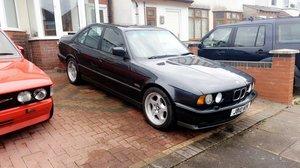 1991 BMW E34 M5 3.6