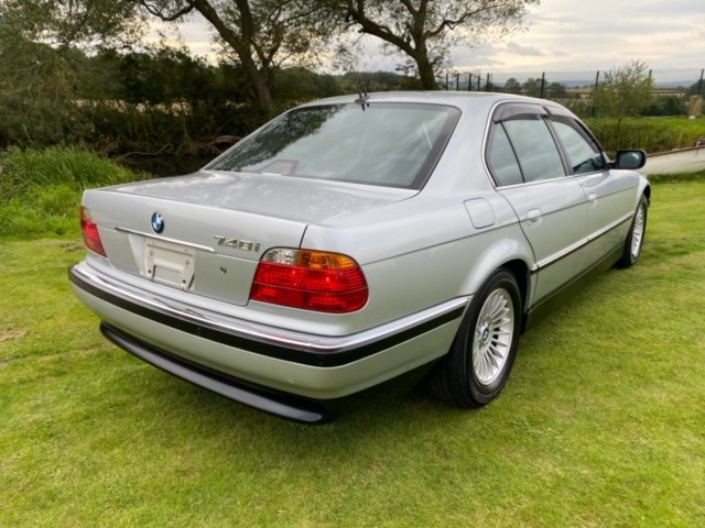 2001 BMW 7 SERIES 740i 4.4 NOT A BARN FIND * ONLY 57000 MILES * For Sale (picture 2 of 6)