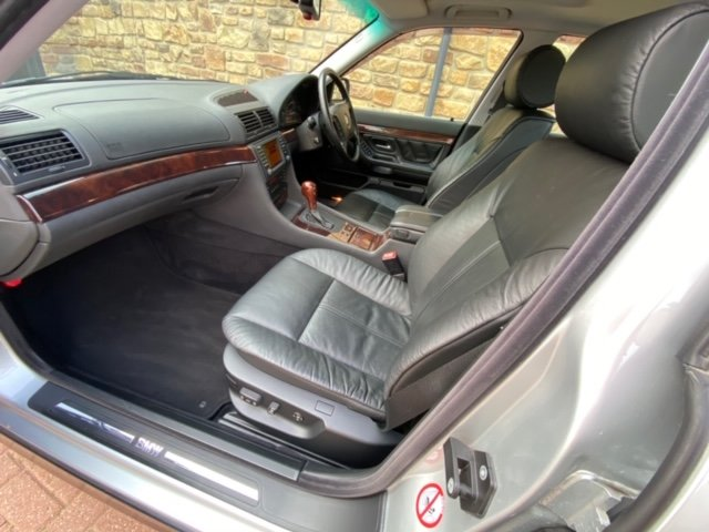 2001 BMW 7 SERIES 740i 4.4 NOT A BARN FIND * ONLY 57000 MILES * For Sale (picture 3 of 6)