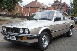 BMW  E30 1.8i 2dr 1986