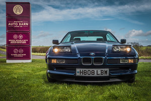 Picture of 1991 BMW 8 Series 850i For Sale
