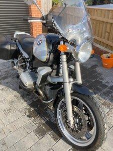 BMW R 850 R 19800 miles