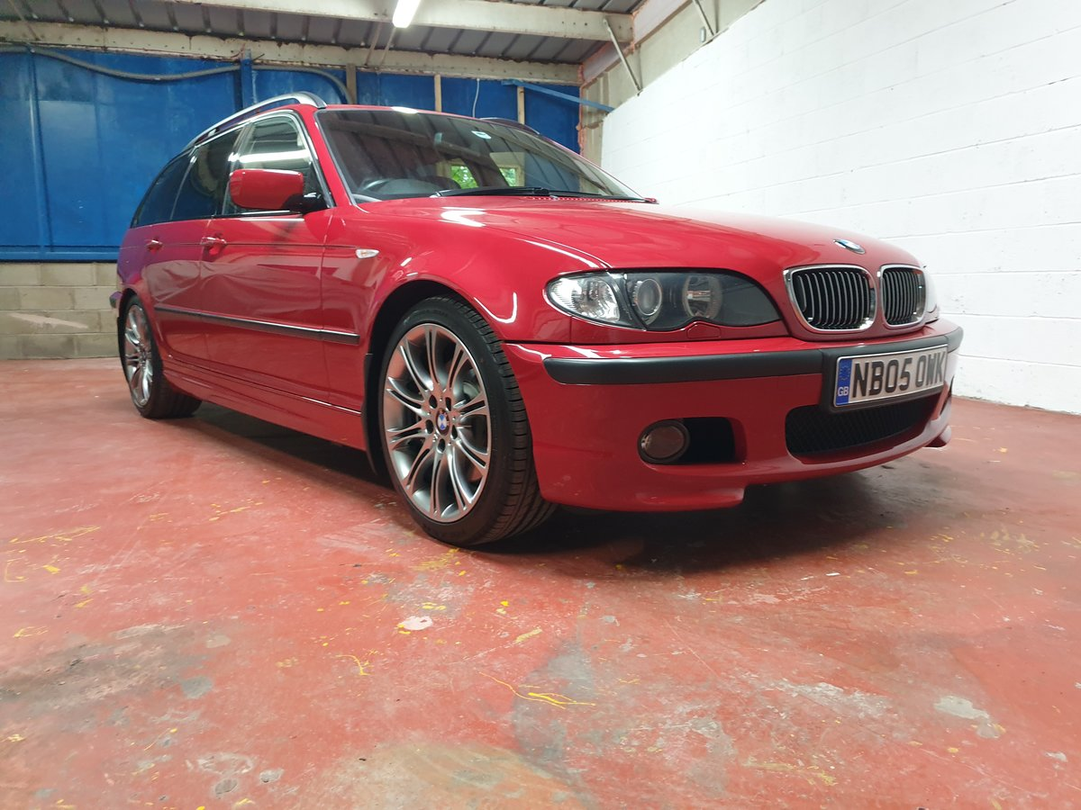 2005 BMW 330I M-Sport Touring For Sale (picture 1 of 6)