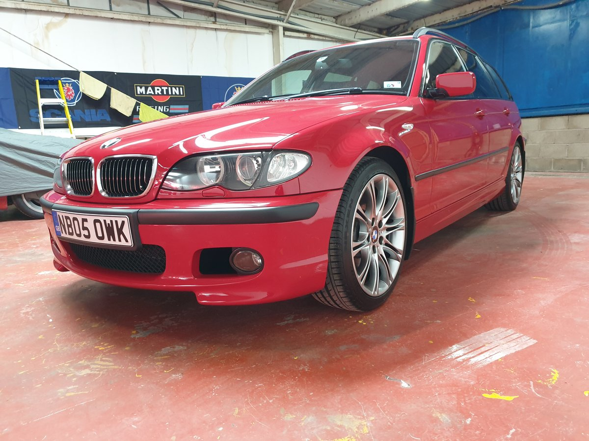 2005 BMW 330I M-Sport Touring For Sale (picture 2 of 6)