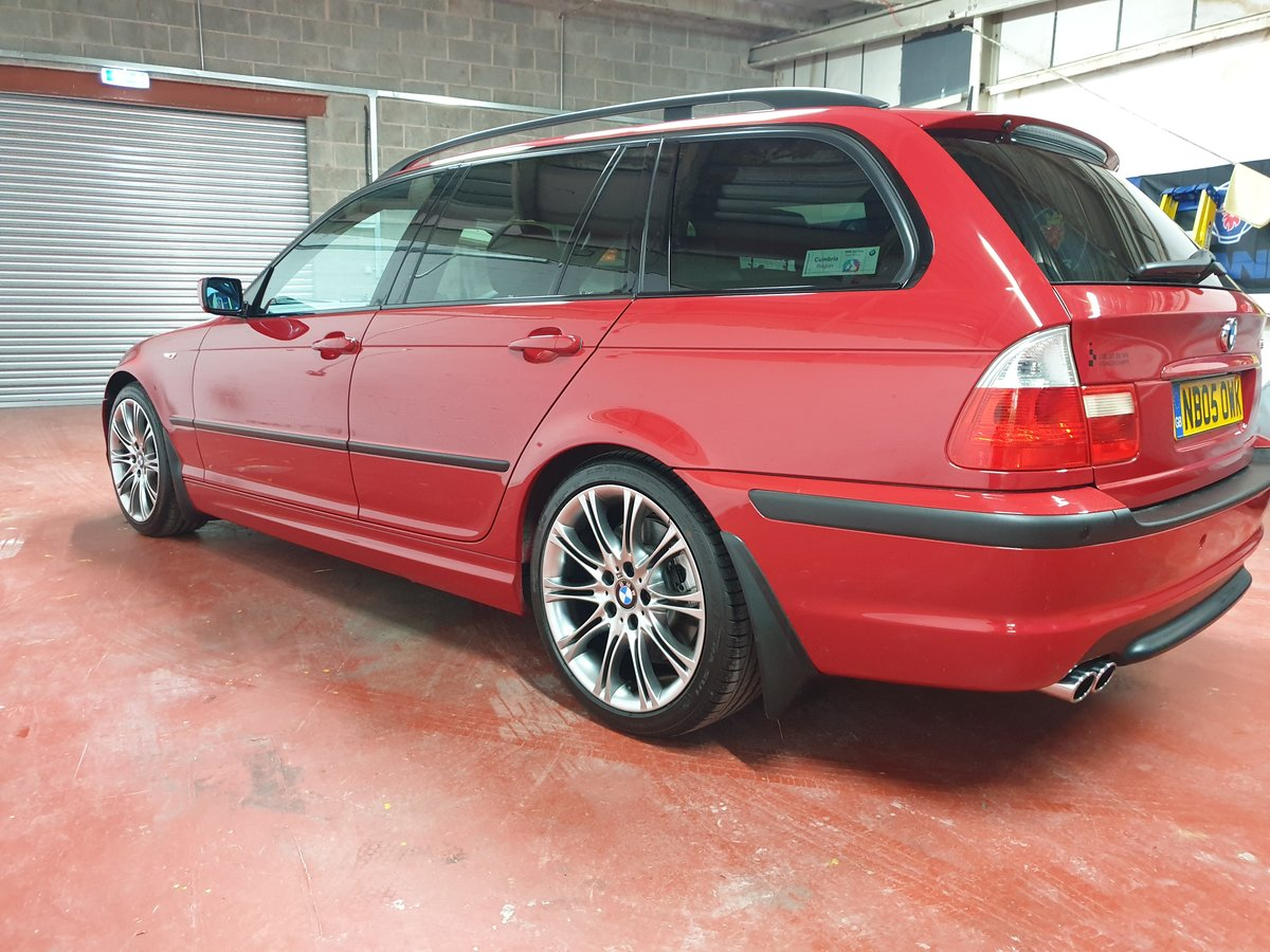 2005 BMW 330I M-Sport Touring For Sale (picture 3 of 6)