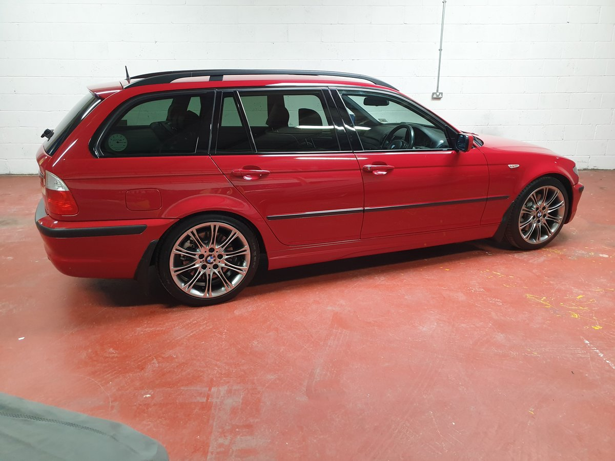 2005 BMW 330I M-Sport Touring For Sale (picture 4 of 6)