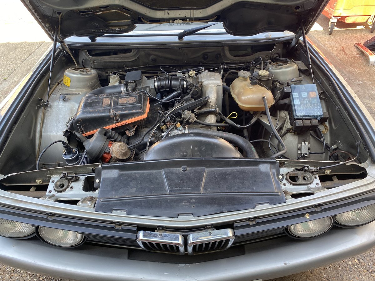 1987 BMW E28 525i  - In storage for 14 years For Sale (picture 3 of 6)