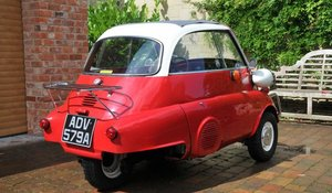 1960 BMW Isetta for auction 19th September For Sale by Auction