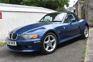 Picture of Lot 59 - A 1999 BMW Z3 Roadster 2.8 - 23/09/2020 SOLD by Auction