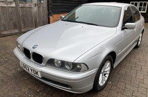 BMW E39 520 2.2 SE AUTOMATIC