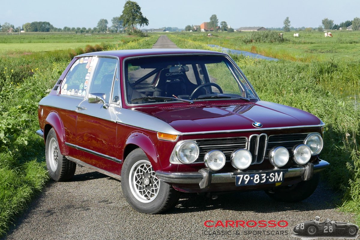 1971 BMW 2002 Touring Original Dutch delivered car For Sale (picture 1 of 6)