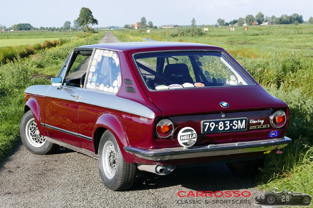 1971 BMW 2002 Touring Original Dutch delivered car For Sale (picture 2 of 6)