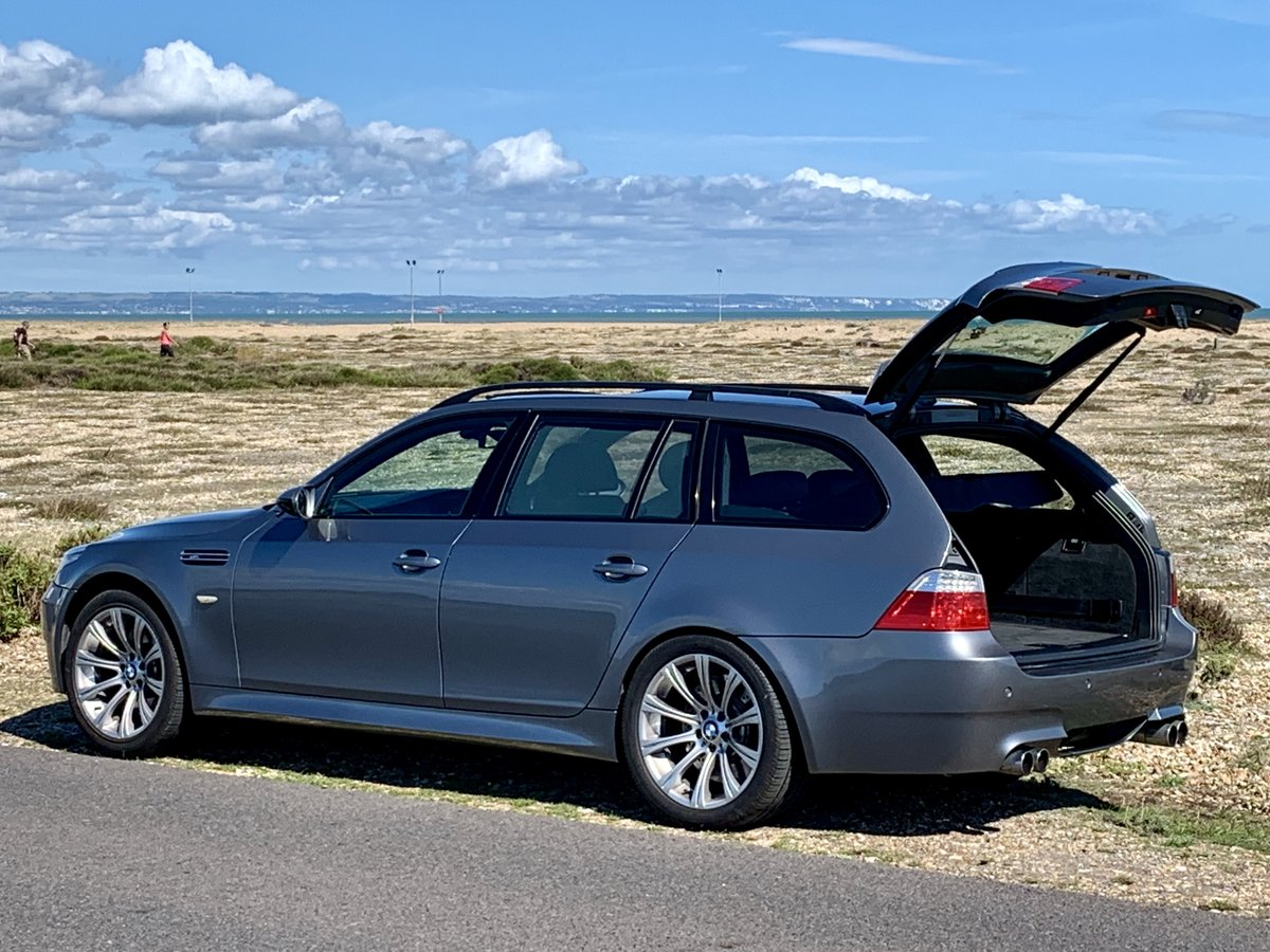 2007 BMW E61 M5 touring 5.0 V10 SMG LCI SOLD (picture 5 of 6)