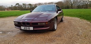 Picture of Lot 79 - A 1996 BMW 840 Ci - 23/09/2020 SOLD by Auction